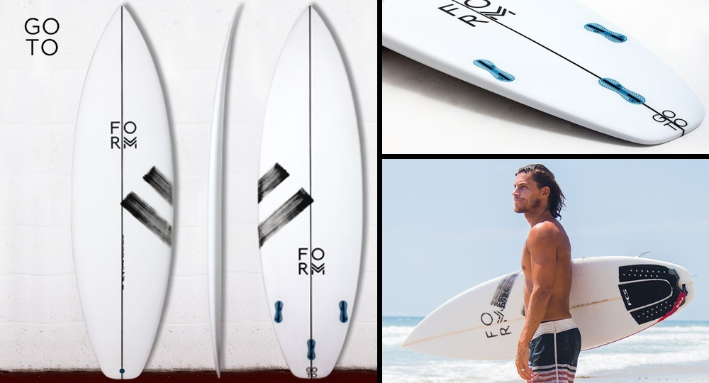 Form Go To Surfboard