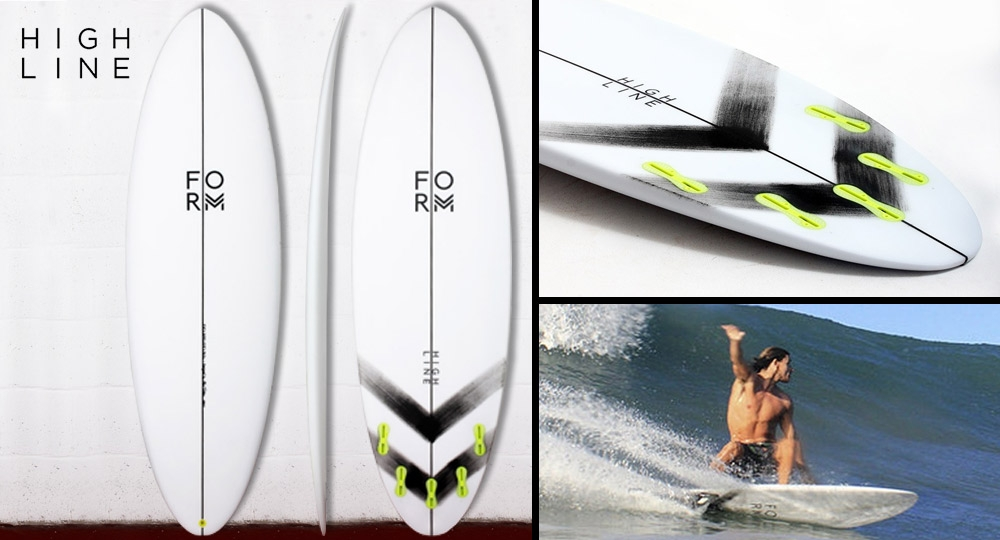 Form Surfboards High Line