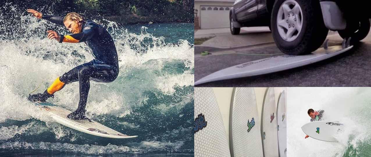 Lib Tech x Lost Surfboards