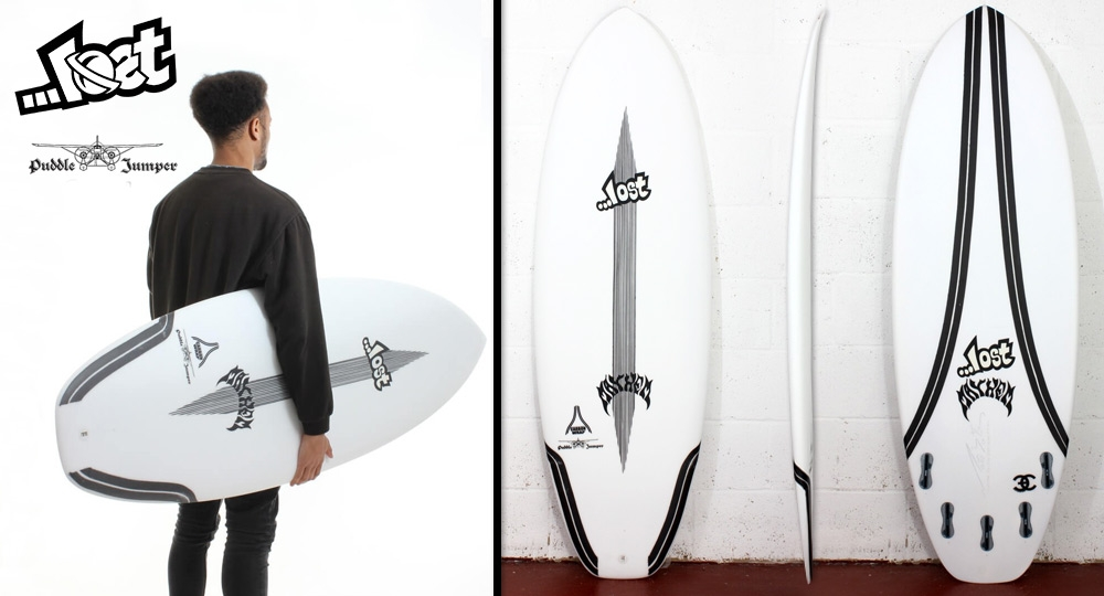 Lost Puddle Jumper Surfboard