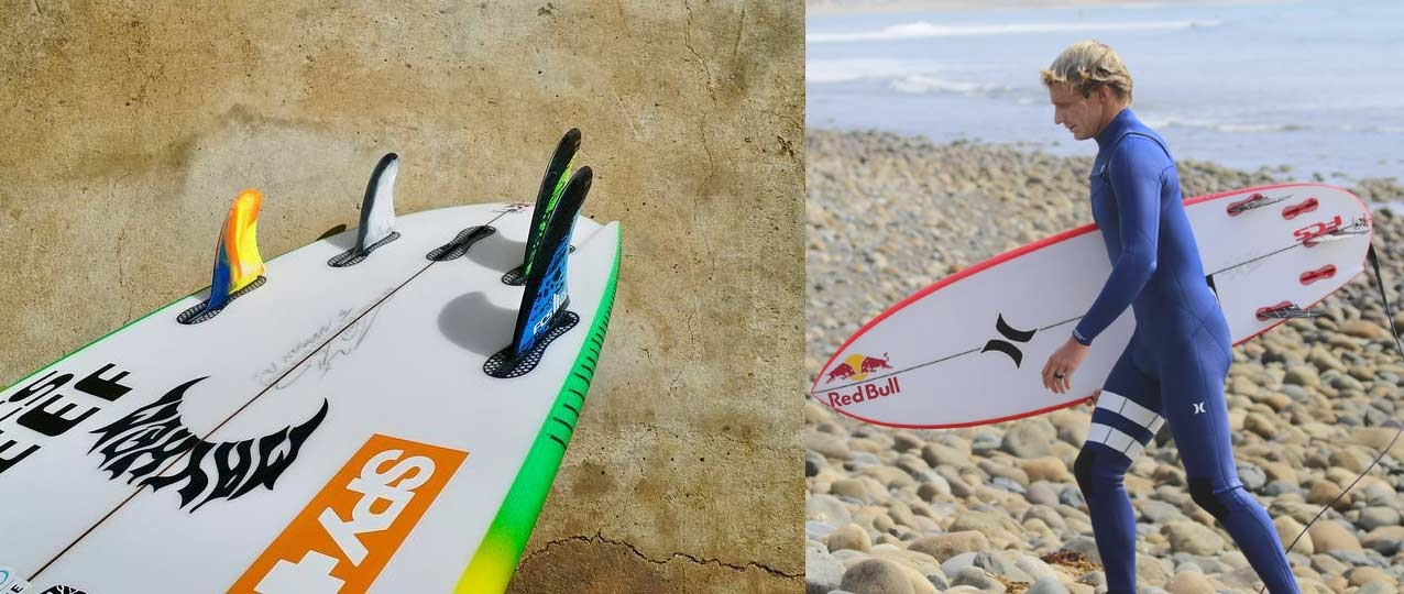 Lost Surfboards Seal Of Appproval