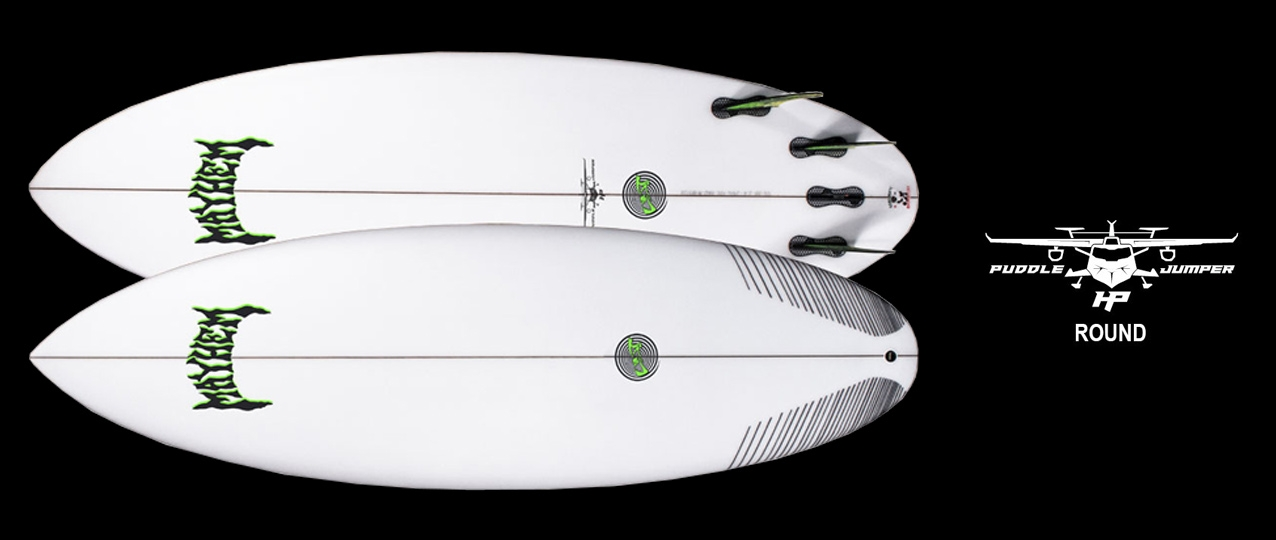 Lost Puddle Jumper HP Round Surfboard
