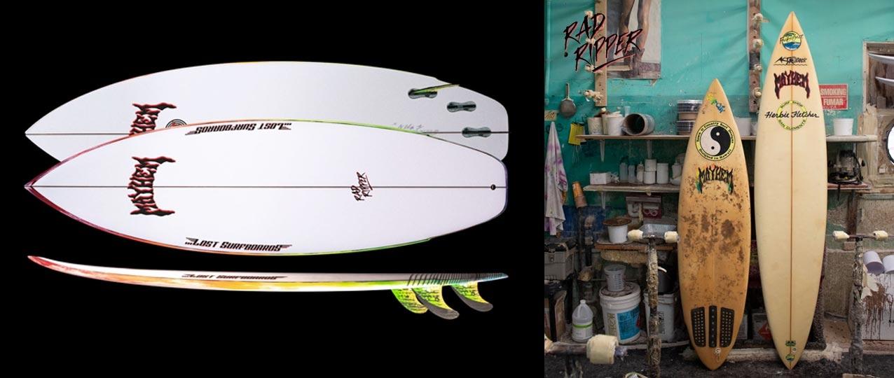 e29cdaa785 Lost Surfboards 2019