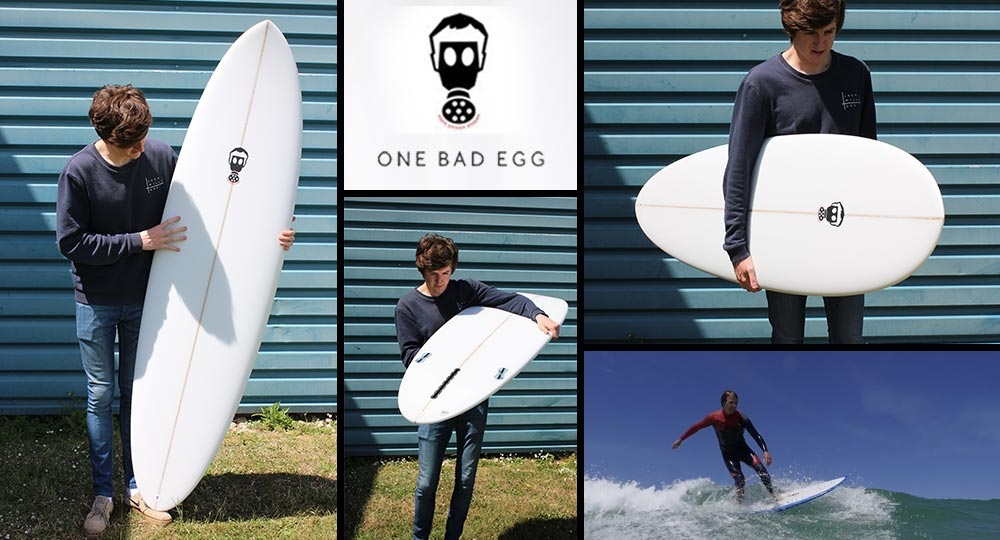 Mark Phipps One Bad Egg Surfboard