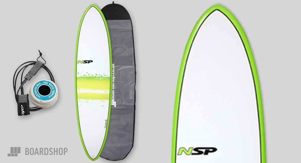 NSP Elements Funboard 7ft 2