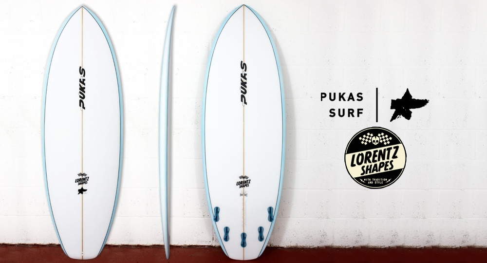 Pukas Heavens Door Surfboard