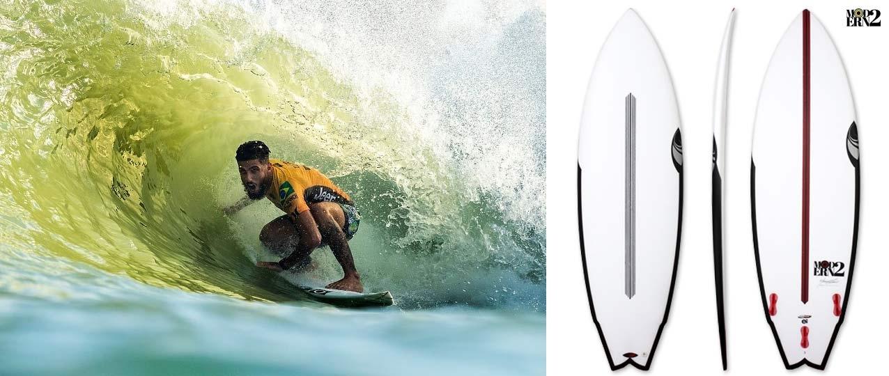 Sharp Eye Modern 2 Fusion E2 Surfboard