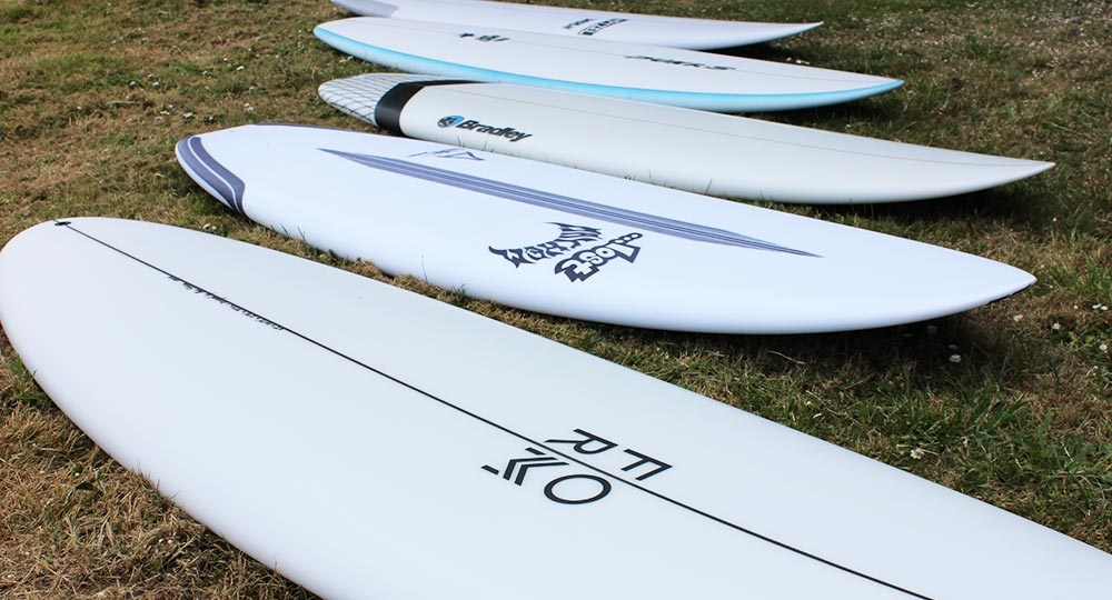 Top 5 Groveler Surfboards Line Up